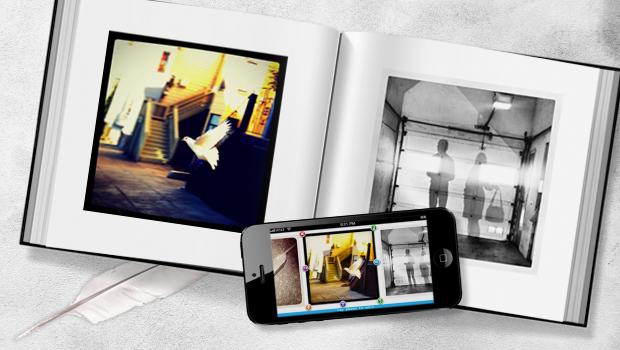 Un'App per creare e condividere la propria fotostoria: Blurb Mobile