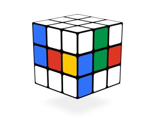 Google festeggia i 40 anni del cubo di Rubik