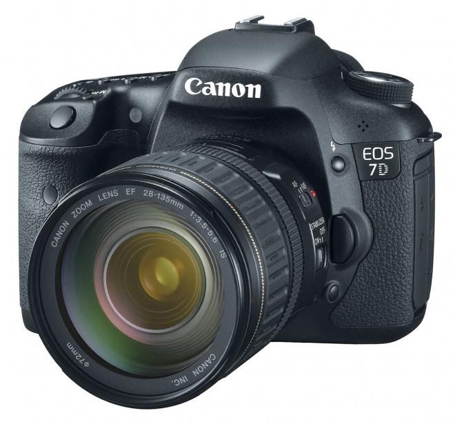 La telenovala estiva della Canon Eos 7D Mark II