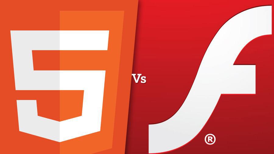 Adobe abbandona Flash è migra verso HTML5