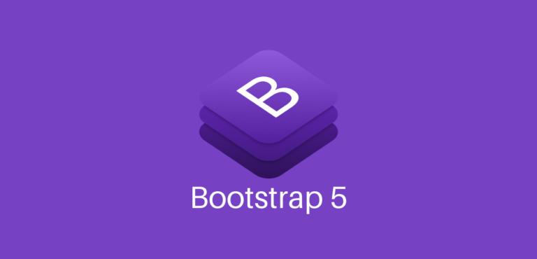 11 maggio 2021, rilasciato bootstrap 5